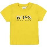 Yellow Logo Baby T-Shirt