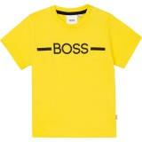 Yellow Casual Baby T-Shirt