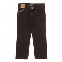 Maroon Slim Fit Jeans